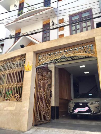 Nhà ngộp bank Nguyễn Văn Lượng, 102m2, kiến trúc tuyệt đẹp, 5 tầng, ngang cực hiếm 8.5m, 8,3 tỷ ảnh 0