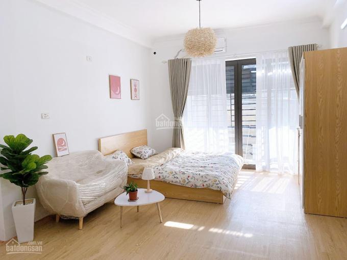 Cần bán chung cư mini Pháo Đài Láng 100m2 8 tầng MT 8m 30 phòng cho thuê 17 tỷ ô tô nhỏ vào nhà ảnh 0