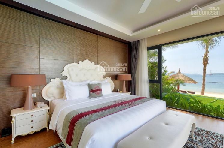 Chính chủ bán gấp biệt thự biển Nha Trang, mặt biển, 2 tầng 4 ngủ, 16 tỷ ảnh 0