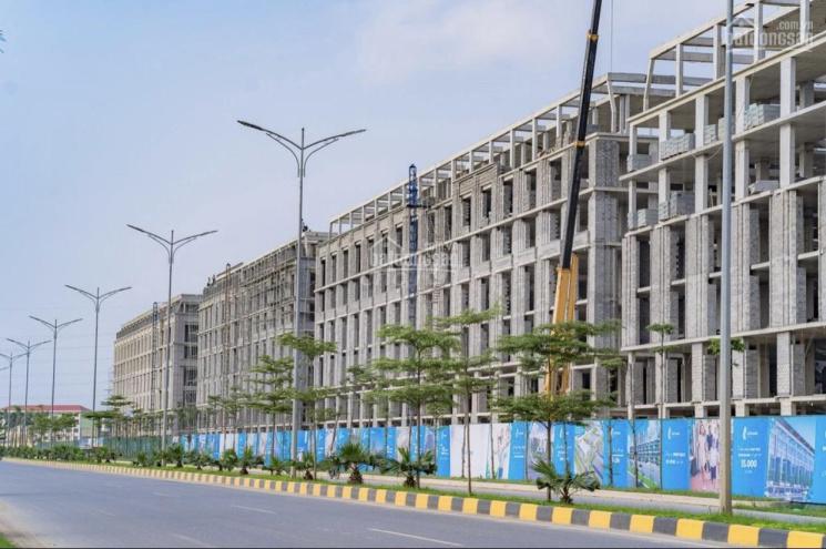 Suất ngoại giao căn góc Shophouse Cát Tường City, đường 54m, nằm trong quần thể 20 tòa chung cư ảnh 0