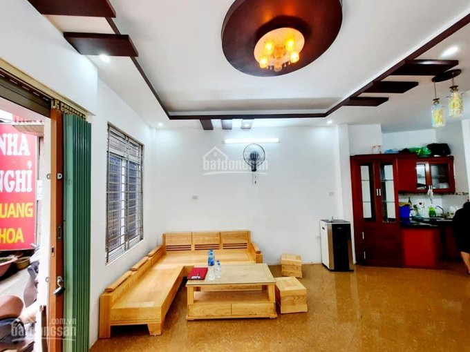 Cần bán nhà riêng Lĩnh Nam, Hoàng Mai, 33m2, 5 tầng, mặt tiền 3,9m giá 3,05 tỷ ảnh 0