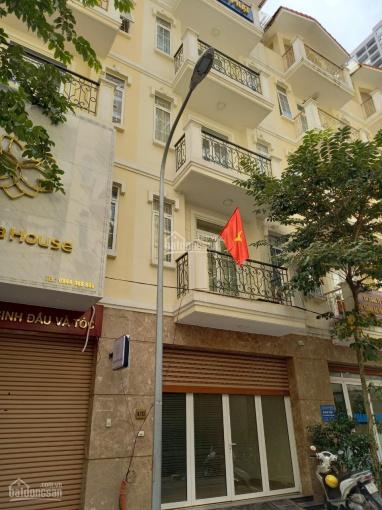 Tôi có nhà cho thuê ở khu LK 96 Nguyễn Huy Tưởng, DT 75m2*6tầng, MT 5.5m, có thang máy. Giá 38tr/th ảnh 0