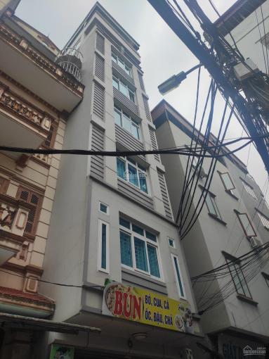 Bán nhà Doãn Kế Thiện 70m2 x 8T thang máy lô góc - Ô tô - vỉa hè, giá nhỉnh 14 tỷ. LH 0353682222 ảnh 0