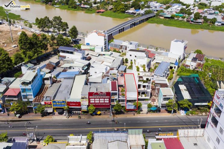Nhà nguyên căn đường Trần Hưng Đạo, Phường Mỹ Bình, Long Xuyên, An Giang - NNC015 ảnh 0