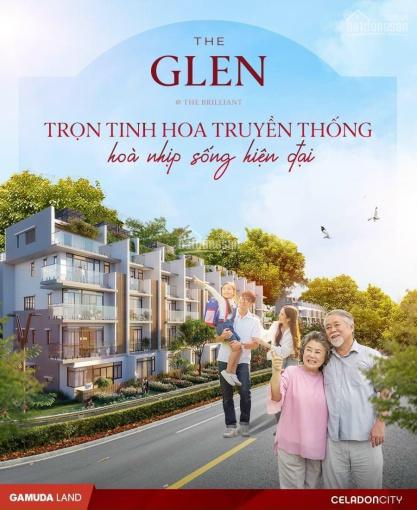 The Glen Condo Villa dự án Celadon City, 1 hầm, 1 trệt, 4 lầu - gía tốt đầu tư ảnh 0
