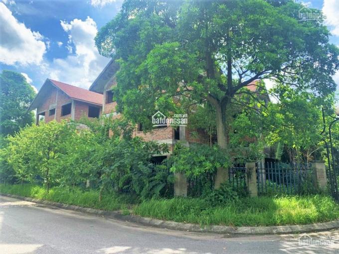 Chính chủ gửi bán căn góc 208m2 x 3 tầng thô đường Vĩnh Phúc, KĐT Quang Minh. LH 0989734734 ảnh 0