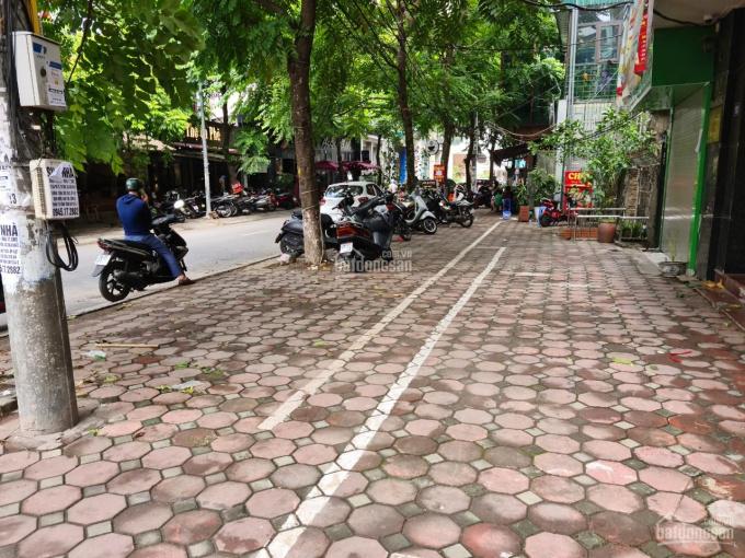 Nhà mặt phố Phan Kế Bính 86m2 mặt tiền 6,6m gần ngã tư Linh Lang kinh doanh đỉnh, LH 092.921.8668 ảnh 0