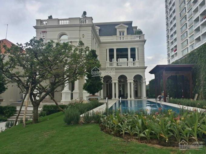Bán biệt thự siêu vip mặt tiền đường Nguyễn Văn Hưởng, Phường Thảo Điền, Quận 2. LH: 0911383889 ảnh 0