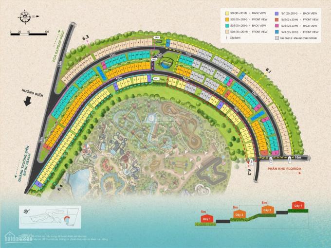 Chính chủ bán biệt thự view trực diện biển Novaworld Phan Thiết 10mx20m, đã TT 10%. LH: 0909701976 ảnh 0