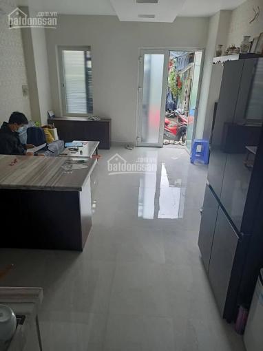 Bán nhà hẻm xe hơi 227 Gò Dầu, Tân Phú, gía rẻ 35m2 ban công, giếng trời ảnh 0