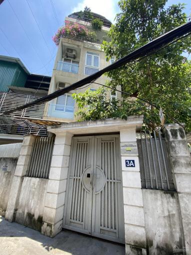 Cho thuê nhà 4 tầng x 60m2 phố Lê Đại Hành ảnh 0