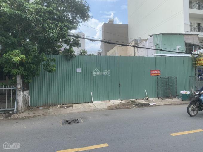 Bán đất ngay Bình Quới, đã có giấy phép xây dựng 1 trệt 9 tầng và tặng kèm bản vẽ xây dựng ảnh 0