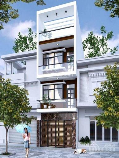 Cho thuê gấp nhà Chùa Láng, DT 55m2 x 4 tầng, ngõ rộng ô tô vào thoải mái, giá thuê 16 triệu/th ảnh 0