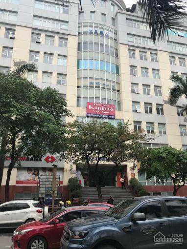 Ban quản lý tòa nhà 98 Hoàng Quốc Việt cho thuê văn phòng DT 160m2 tầng đẹp, view đẹp, giá ưu đãi ảnh 0