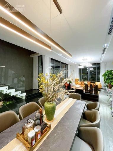 Bán biệt thự 3 tầng Nguyễn Đình Thi view sông - Hoà Xuân, Cẩm Lệ thiết kế hiện đại ảnh 0