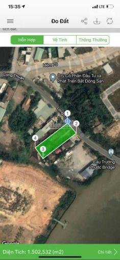 Bán đất mặt tiền đường Long Thuận, Quận 9, diện tích 1094m2, giá 33 tỷ, LH: 0911383889 ảnh 0