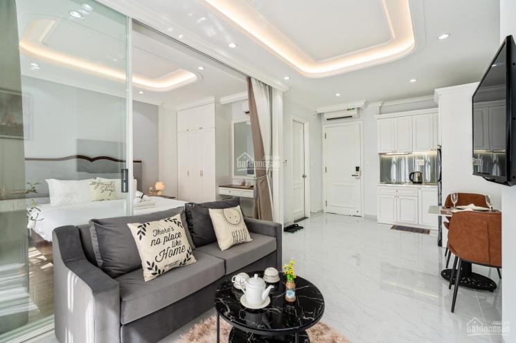 Bán toà nhà căn hộ dịch vụ, đường ô tô, doanh thu 120 tr/tháng ảnh 0