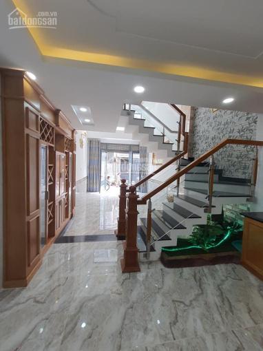 (Gò Vấp) Bán nhà cực đẹp, HXH, Phan Huy Ích, 5 tầng, 5.9 tỷ ảnh 0