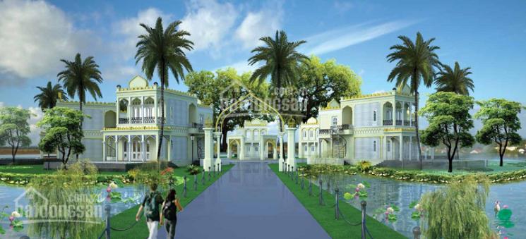 Còn duy nhất 2 căn biệt thự Vườn Vua Phú Thọ, diện tích 280m2 2PN giá 4,6 tỷ, full nội thất 5 sao ảnh 0