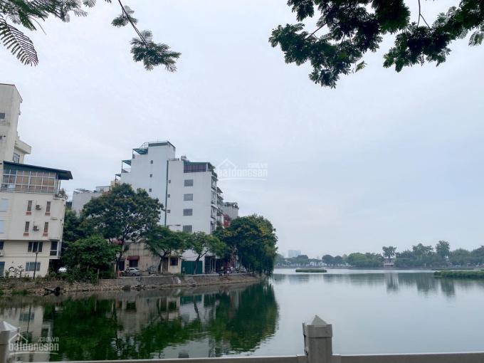 Bán nhà phố Trấn Vũ, view hồ Trúc Bạch, DT 45m2, 5 tầng, kinh doanh, cho thuê hiệu suất cao ảnh 0