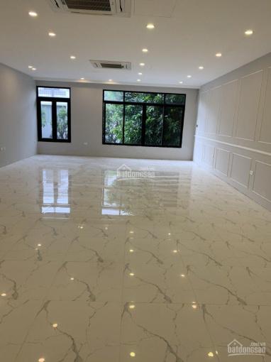 Cho thuê nhà liền kề Vinhomes Gardenia 100m2 x 5T, 6m MT, thông sàn thang máy nhà mới ĐH âm trần ảnh 0