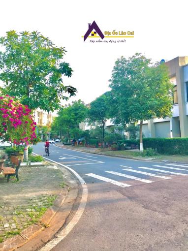 Bán nhà xây thô 157m2 mặt tiền 7m tại đường Đỗ Quyên trong KĐT The Manor Lào Cai, giá chỉ 3.7 tỷ ảnh 0