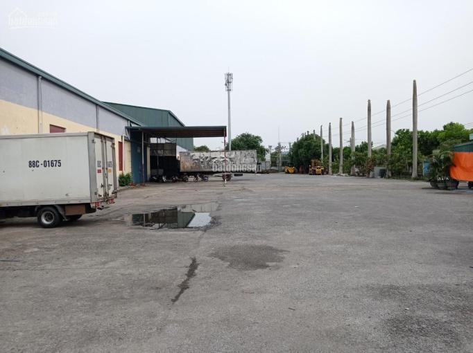 Cần bán đất kho xưởng 10.000m2 tại KCN Sông Công, Thái Nguyên ảnh 0