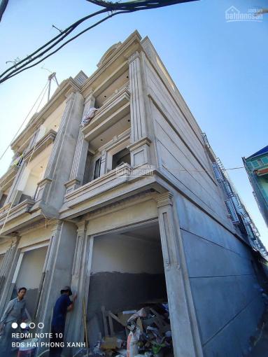 Mở bán dãy nhà cao cấp đường Bùi Tự Nhiên gần cảng Chùa Vẽ, 4 tầng ảnh 0