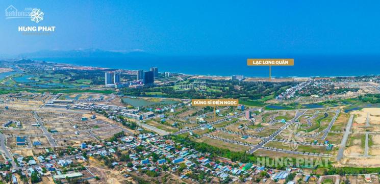 KĐT Điện Âm đầu tiên - kề sông cạnh bãi tắm Nam Đà Nẵng chỉ cần 350tr ký HĐ ảnh 0