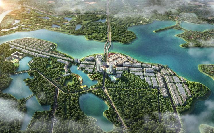 Đầu tư sinh lời ngắn hạn dự án Bắc Đầm Vạc - River Bay Vĩnh Yên, chiết khấu cao ảnh 0