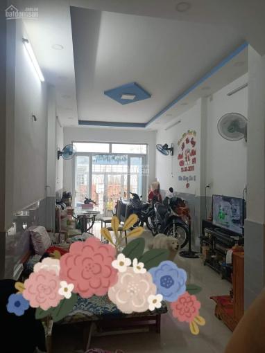Bán gấp nhà nở hậu ở Gò Vấp - 79m2, 3 tầng BTCT, 5PN chỉ 4,8 tỷ - 20 năm 1 đời chủ - LH 0938809110 ảnh 0