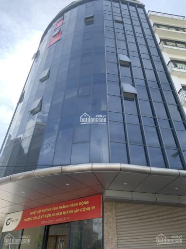 CC cho thuê tòa nhà 8 tầng có hầm tại phố Lê Đức Thọ, DT 130m2 sàn có thang máy, PCCC giá chỉ 95tr ảnh 0