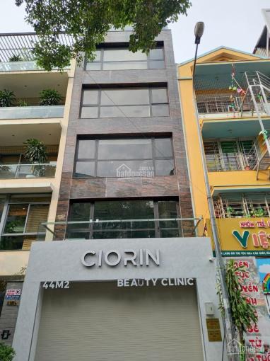 CC cho thuê nhà phân lô phố Trung Kính, 60m2 * 5,5 tầng, MT 5m, nhà đẹp, làm VP, KD tốt. Giá 35tr ảnh 0