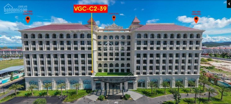Condotel VGC - C2 - 39 căn rẻ nhất hiện nay dự án Grand World Phú Quốc ảnh 0
