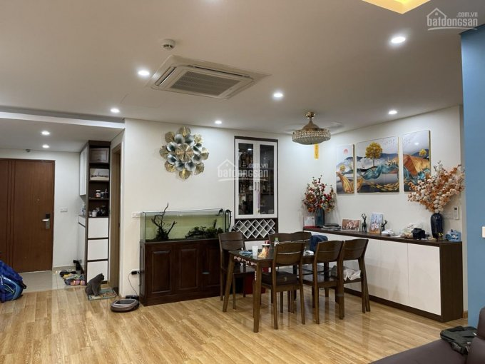 Bán giá mùa covid! Bán căn hộ 3PN 122.86m2 tại tòa Thống Nhất Complex, 82 Nguyễn Tuân. Giá 4,25 tỷ ảnh 0