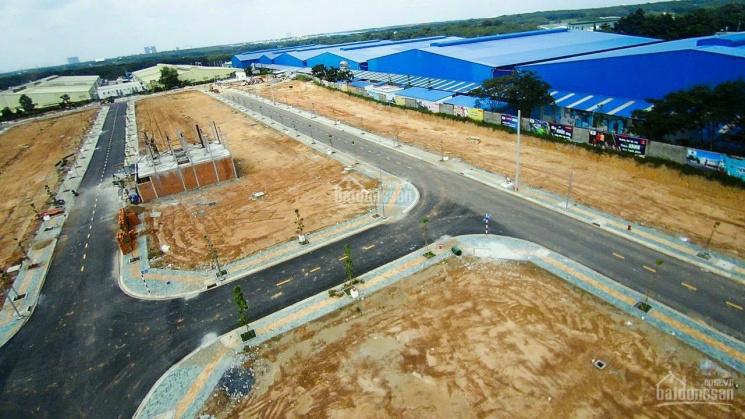 Đất nền Khu đô thị ngay TT TP. Thuận An, Bình Dương giá ưu đãi đầu tư mùa dịch, sổ hồng riêng ảnh 0