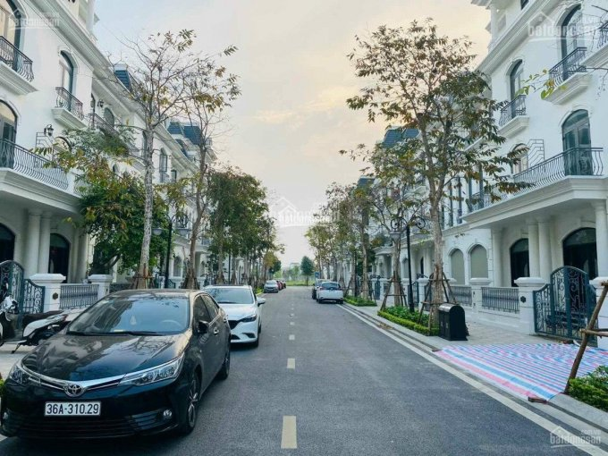 Vỡ nợ cần bán gấp lỗ Shophouse mặt đường Đại Lộ Châu Âu Vinhomes Star City Thanh Hoá cực rẻ ảnh 0