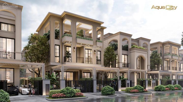 Bán biệt thự song lập 7x25m Aqua City, kiến trúc bán cổ điển, thanh toán 600 triệu, hỗ trợ vay NH ảnh 0