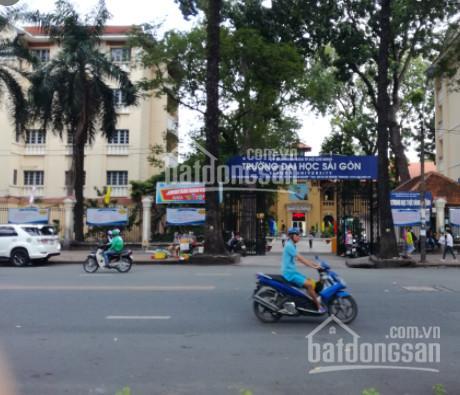 Bán nhà ngay Trường Đại Học Sài Gòn Q5 - Sát Q1 -  DT 4x13m - nhà xây 3,5 tấm BTCT ảnh 0