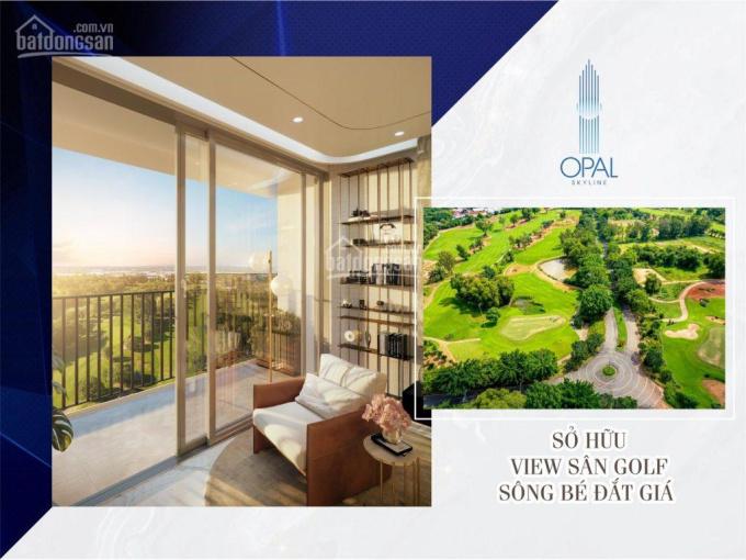 CH Opal ngay TP Thuận An, view đẹp, căn 2-3PN, giá CĐT, vay 0% LS, PTTT 1%/tháng, LH 0964577007 ảnh 0