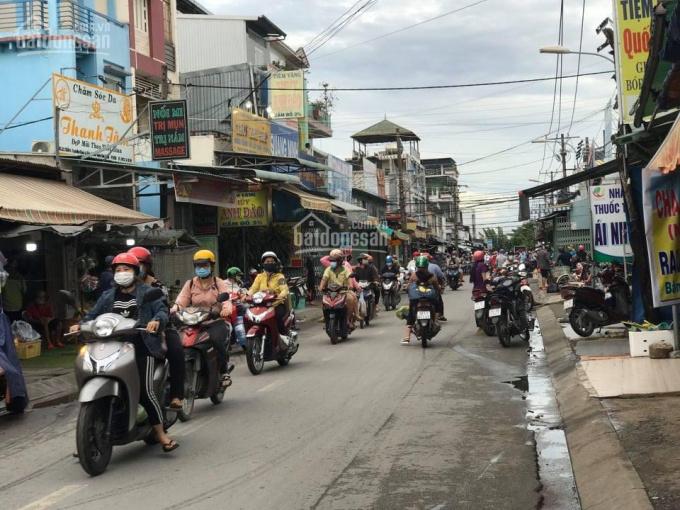 Cần tiền trả ngân hàng bán 164m2 đường Hoàng Phan Thái, Bình Chánh, sổ hồng riêng ảnh 0