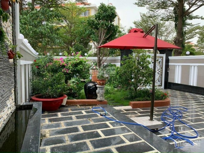 Bán biệt thự đẹp mặt tiền sông Sài Gòn khu bên sông phường Hiệp Bình Chánh, TP Thủ Đức ảnh 0