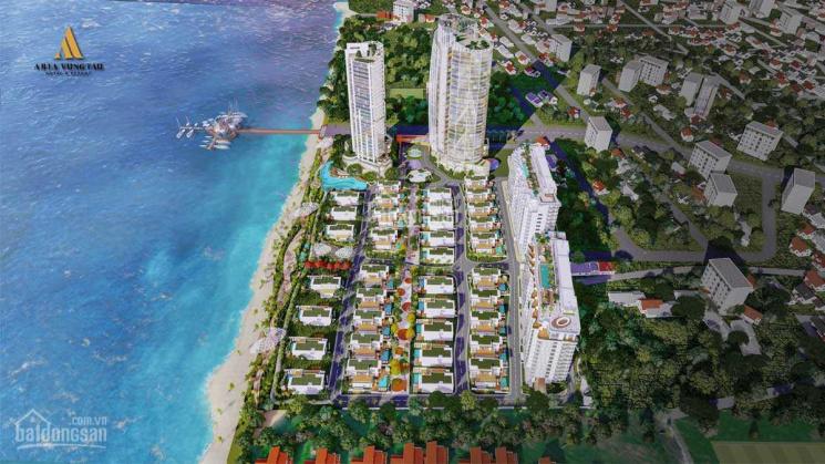 Aria Vũng Tàu Hotel & Resort ôm trọn tầm nhìn bãi biển Chí Linh 400m sở hữu bãi biển riêng ảnh 0