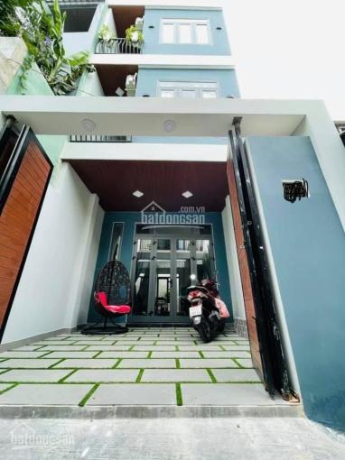 Bán nhà 3 tầng kiệt Hà Huy Tập - 4 phòng ngủ - Full NT sân rộng - mới 100% ảnh 0