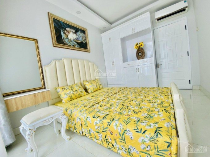 Bán nhà mới đẹp 3 lầu hẻm 4m đường 77 tặng toàn bộ nội thất ảnh 0
