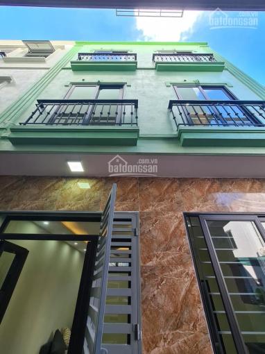 Nhà 3 tầng vuông đẹp, Bích Hòa, Thanh Oai, cách Quốc Lộ 21B 200m chỉ 1,43 tỷ 0989139809 ảnh 0
