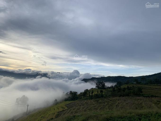 Cơ hội vàng duy nhất hôm nay: Bán lô đất đẹp nhất Y Tý Lao Chải - Lào Cai 4000m2 view săn mây ảnh 0