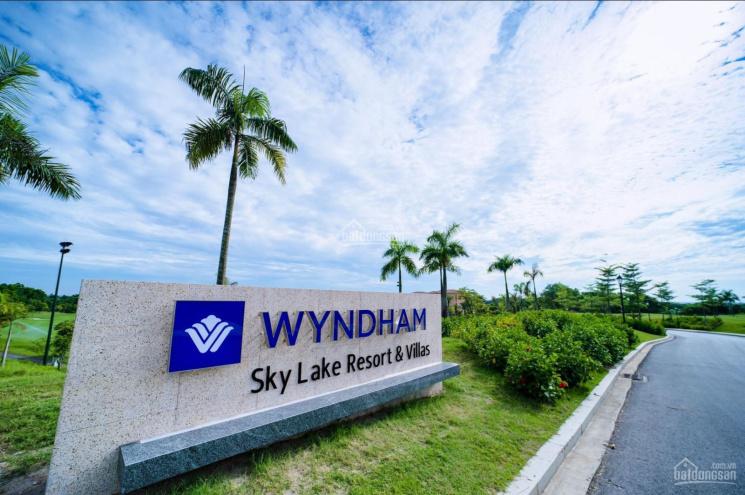 Chiết khấu ngay 400tr cho 30 căn đầu tiên booking biệt thự Wyndham Sky Lake Villas lh 0971735999 ảnh 0