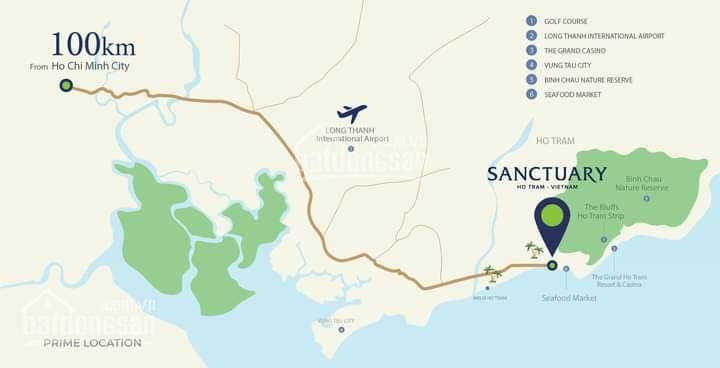 Biệt thự Hồ Tràm giá tốt nhất khu vực theo tiêu chuẩn 4 đến 5 sao giá chỉ 15,4 tỷ (giá chủ đầu tư) ảnh 0