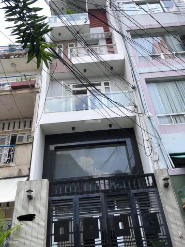 Bán nhà 5 tầng đường Trần Hưng Đạo, phường 2, quận 5, 15.5 tỷ ảnh 0